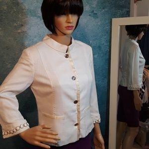 Vintage Dolce & Gabbana embellished blazer sz 4-6